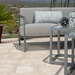 Salona Patio Sectional Table View
