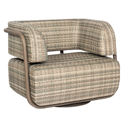 Woodard Santa Fe Swivel Lounge Chair - S677015