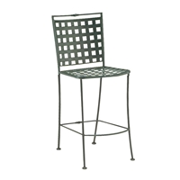 Woodard Sheffield Armless Bar Stool - 3C0068