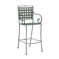 Woodard Sheffield Stationary Bar Stool - 3C0081