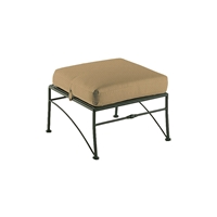 Woodard Sheffield Ottoman - 3C0086