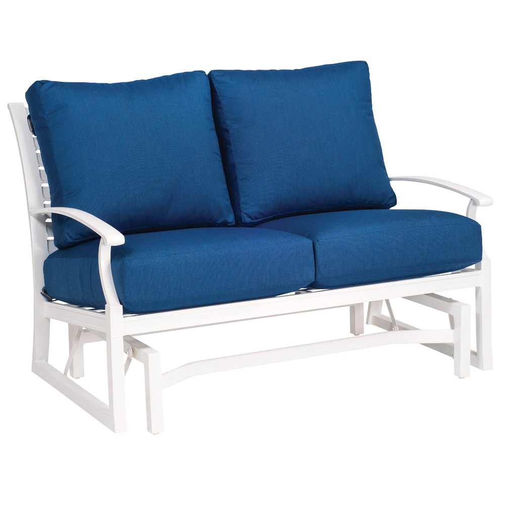 Sheridan Gliding Loveseat Woodard At