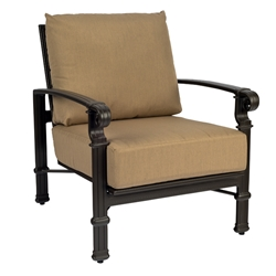 Woodard Spartan Lounge Chair - 390406