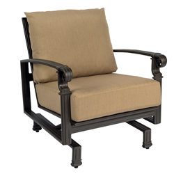 Woodard Spartan Spring Base Lounge Chair - 390465