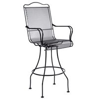 Woodard Tucson Swivel Bar Stool - 1G0388