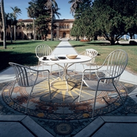 Woodard Valencia Patio Dining Set - 3100-01-06-190228