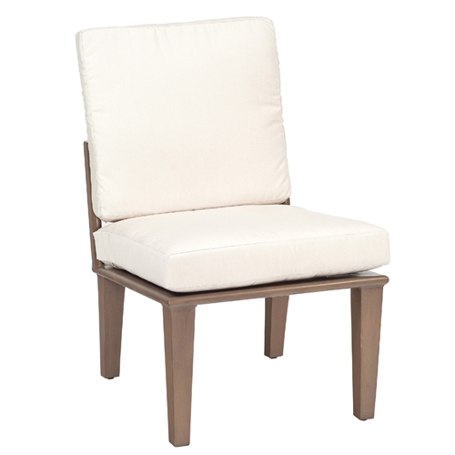 Woodard Van Dyke Dining Side Chair - 1F0402