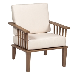 Woodard Van Dyke Lounge Chair - 1F0406