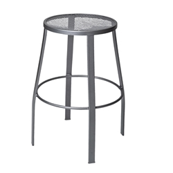 Woodard Universal Backless Bar Stool with Mesh Seat - 470281