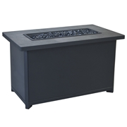 Metrop Aluminum Fire Pit Tables